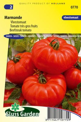 Tomaat zaden, Marmande (Tomaten)