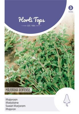Majoraan zaden, Majorana hortensis