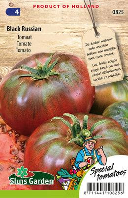 Tomaat Zaden, Black Russian (tomaten)