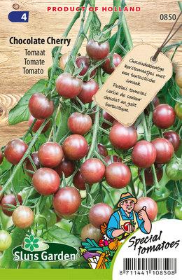 Tomaat Zaden, Chocolate Cherry (Tomaten)