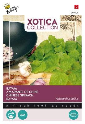 Bayam Zaden, Klaroen (Chinese spinazie)