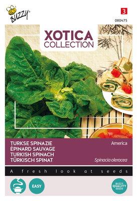 Spinazie Zaden, Turkse Spinazie America