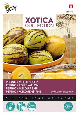 Meloenpeer Zaden, Pepino
