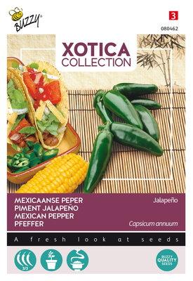 Peper Zaden, Mexicaanse Jalapeno