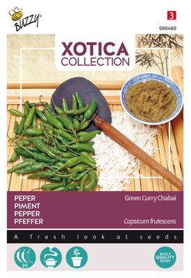 Peper Zaden, Groene Curry Chabai