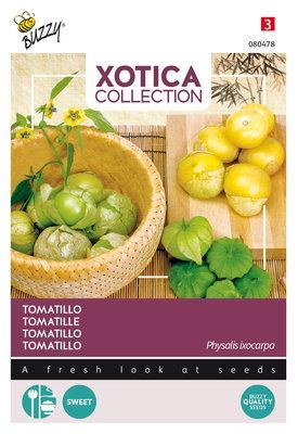 Tomatillo Zaden, Mexicaanse Aardkers