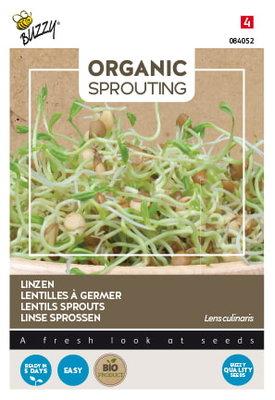 Linzen Zaden, Organic Sprouting | BIO