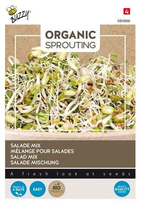 Salade Mix Zaden, Organic Sprouting | BIO