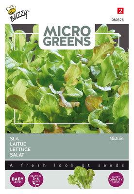 Sla Zaden, Micro Greens (Mix)