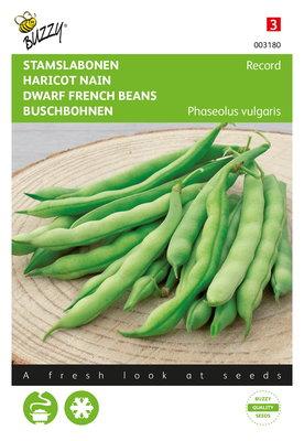 Bonen zaden, Record (Stamboon)