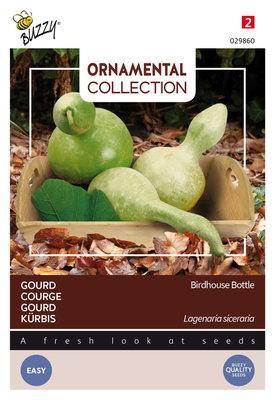Gourd Zaden, Birdhouse Bottle