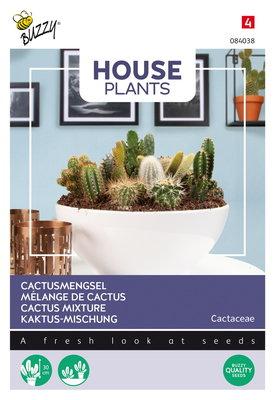 Cactus zaden, Mengsel (Ferocactus wislizenii)