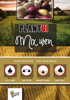 Plantuien, Gemengd (500 gram)