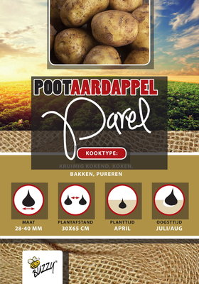 Pootaardappel, Parel (1Kg)