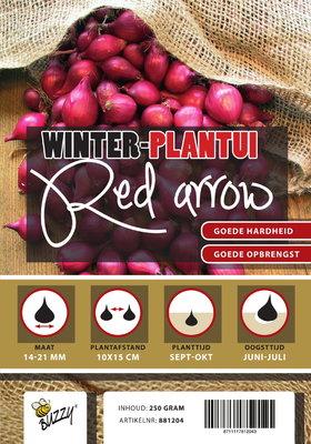 Winter Plantuien, Red Arrow (250 gram)