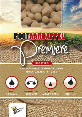 Pootaardappel, Premiere (1 kg)