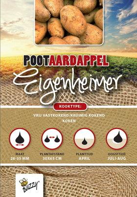 Pootaardappel, Eigenheimer (1 kg)