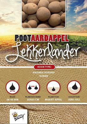 Pootaardappel, Lekkerlander (1 kg)