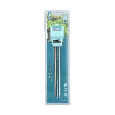 pH-waarde + vochtigheidsmeter, SOGO (watermeter)