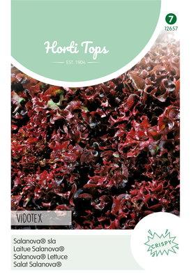 Salanova zaden, Vidotex Rood (Sla)