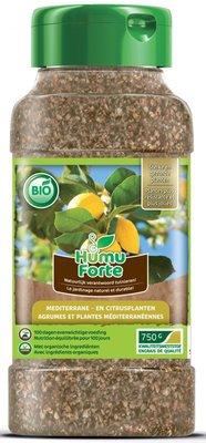 Meststof voor citrus & mediterrane planten, Humuforte | BIO