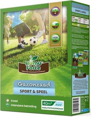 Graszaad,  Sport- en speelgazon Humuforte
