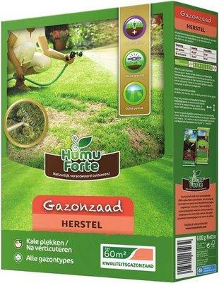 Graszaad, Herstel gazon (Humuforte)