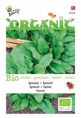 Spinazie zaden, Securo biologisch   BIO