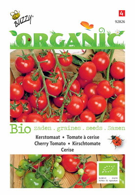 Tomaat zaden, Cerise biologisch (Tomaten) | BIO