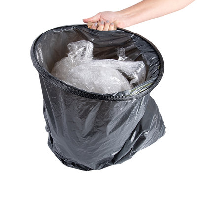 Afvalzakhouder, Ring voor vuilniszak