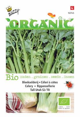 Bleekselderij zaden, Tall Utah 52/70 | BIO