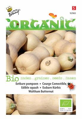 Pompoen zaden, Biologische Waltham Butternut | BIO