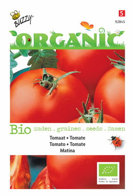 Tomaat zaden, Matina (Tomaten)   BIO
