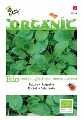 Rucola zaden, Gewone (Eruca sativa) | BIO