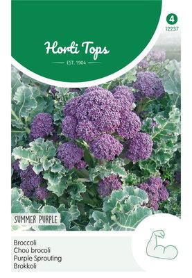 Broccoli zaden, Summer Purple