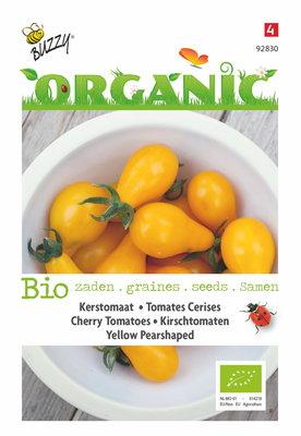 Tomaat Zaden, Gele Peervormige (Tomaten)   BIO