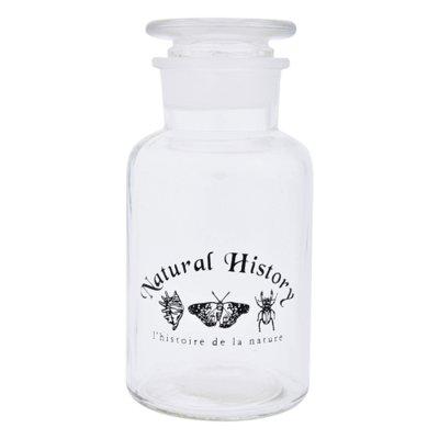 Standfles, Stek glas (250 ml)