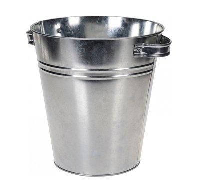 Zinken emmer, Decoratie emmer (10 liter)