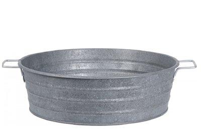Zinken teil, oud zink (25cm)