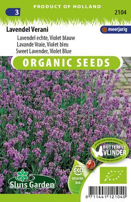 Lavendel Zaden, Echte Verani | BIO