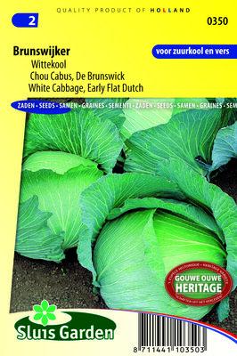 Witte Kool Zaden, Vroege Brunswijker