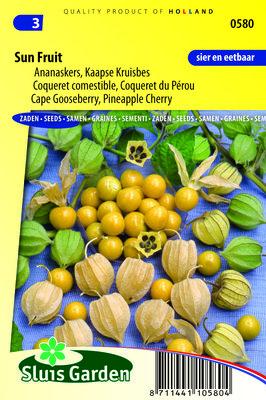 Ananaskers Zaden, Sun Fruit