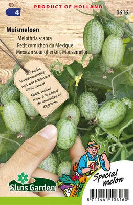 Watermeloen Zaden, Muismeloen
