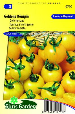 Tomaat Zaden, Goldene Königin (tomaten)