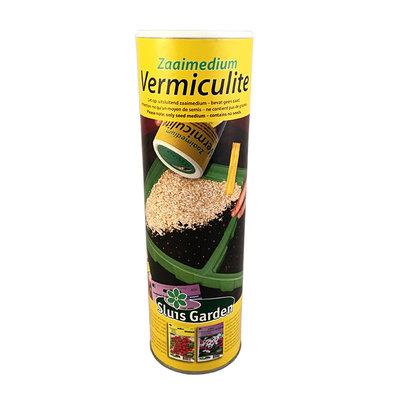 Vermiculite, Zaaimedium