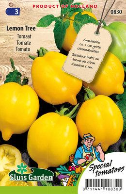 Tomaat Zaden, Lemon Tree (Tomaten)
