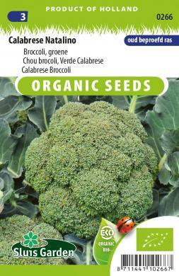 Broccoli Zaden, Calabrese Natalino - BIO