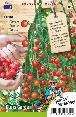 Tomaat Zaden, Cerise (Tomaten)