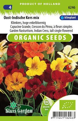 Klimkers zaden, Oost Indische mix | BIO