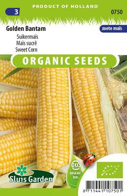 Maïs Zaden, Golden Bantam (suikermaïs) | BIO